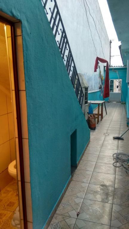 Casa Padrão à venda, Vila Raquel, São Paulo