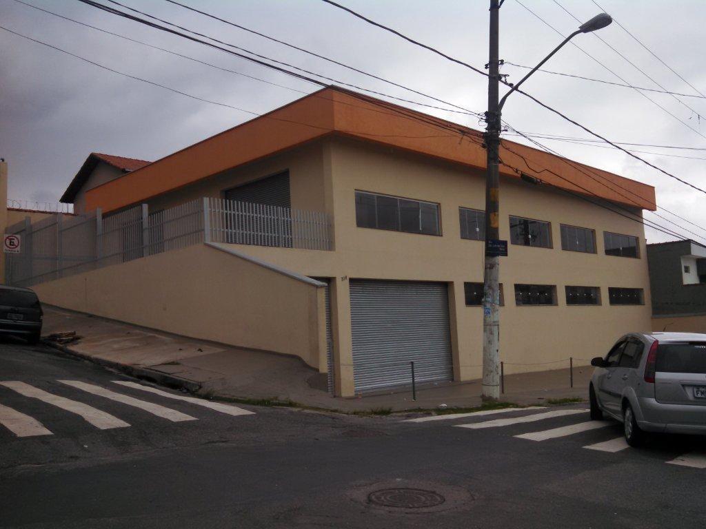 Loja para Locação - Vila Carmosina