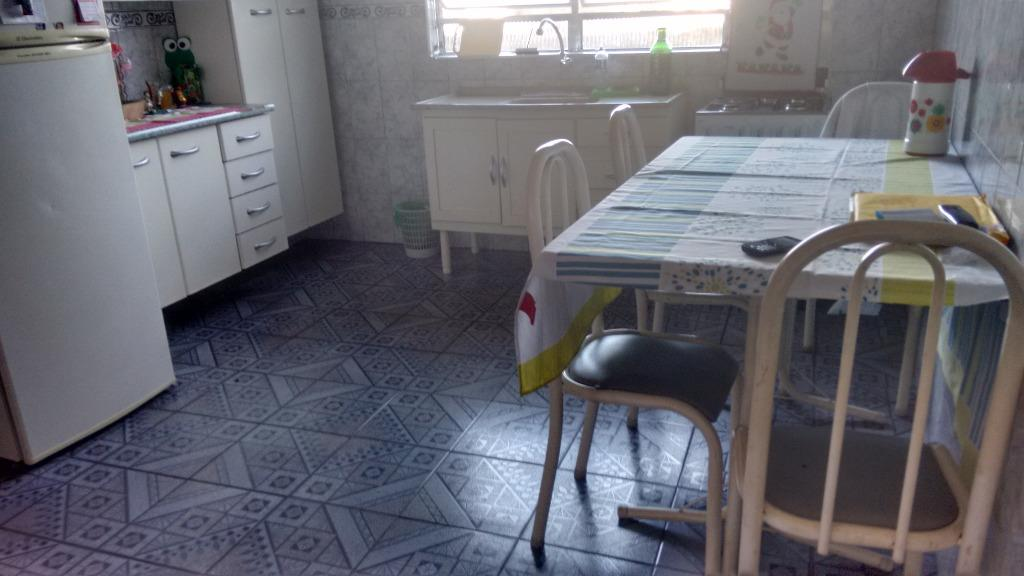 Casa Sobrado à venda, Vila Carmosina, São Paulo