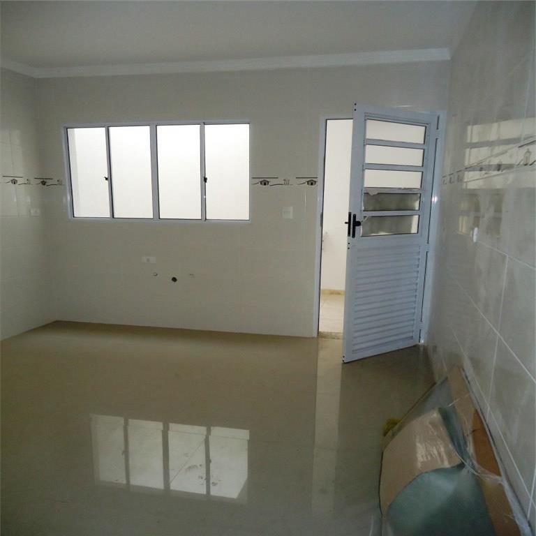 Casa Sobrado à venda, Vila Guilhermina, São Paulo