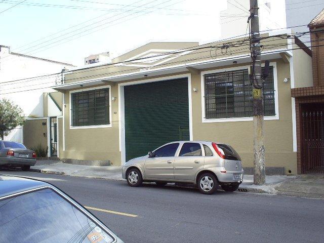 Barracão para Venda/Locação - Belenzinho