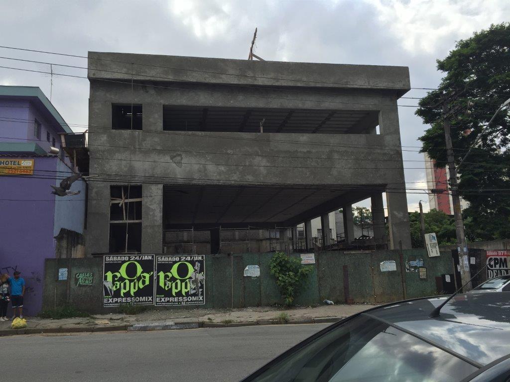 Sala para Locação - Vila Carmosina