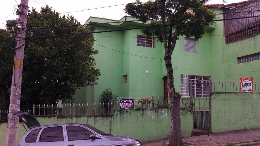 Execelente sobrado residencial/ comercial para loc