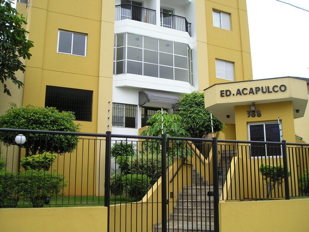 Apartamento residencial à venda, Chácara Seis de O