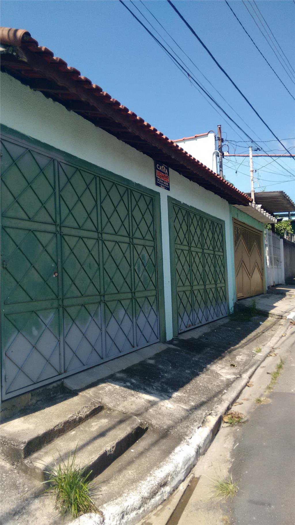 Casa Padrão à venda, Vila Curuçá, São Paulo