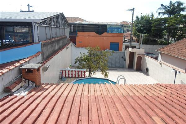 Casa Sobrado à venda, Parque Maria Luiza, São Paulo