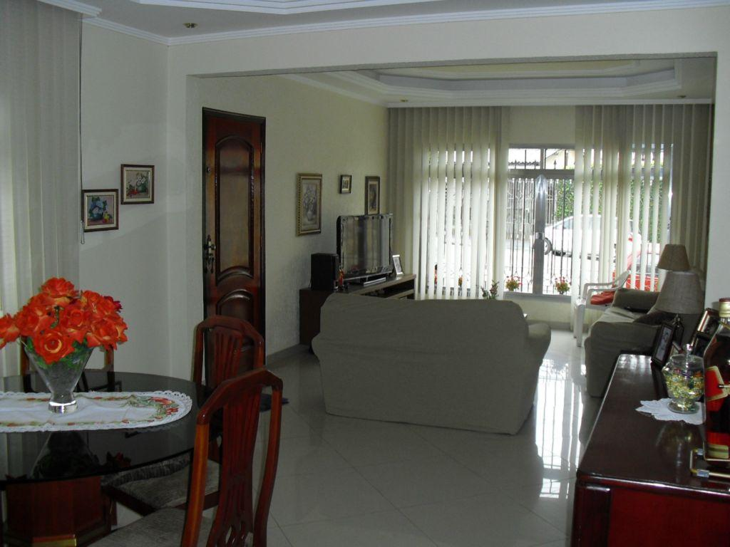 Casa residencial à venda, Jardim Anália Franco, Sã