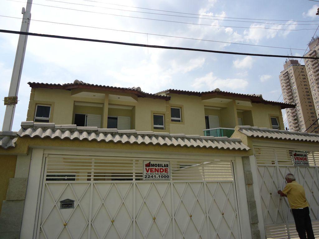 Sobrado residencial à venda, Parada Inglesa, São P
