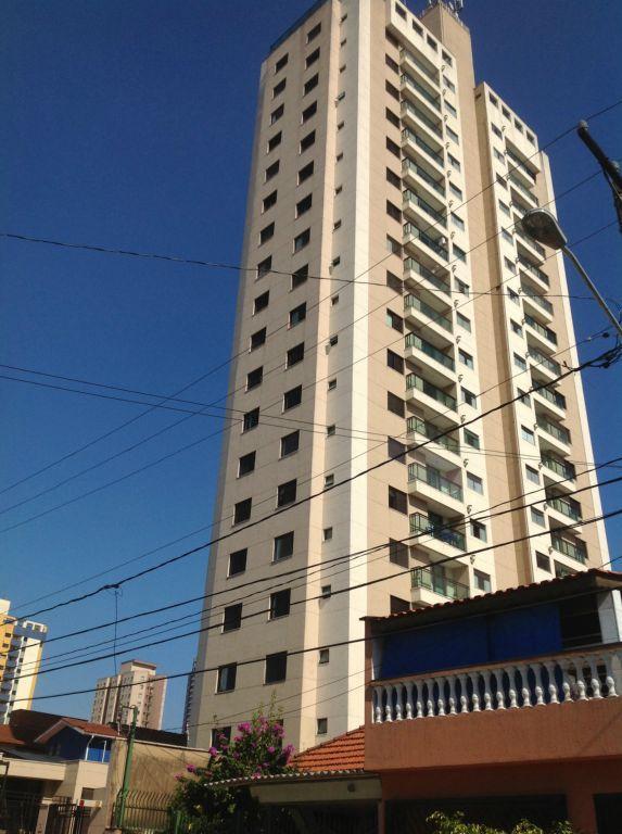 Apartamento residencial à venda, Chácara Santo Ant