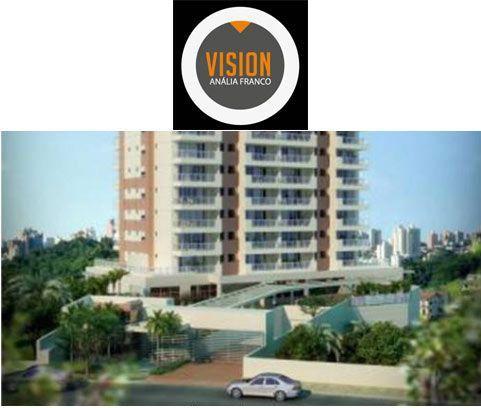 Apartamento residencial à venda, Jardim Anália Fra