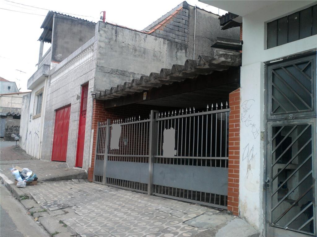 Sobrado à Venda - Jardim Vila Formosa