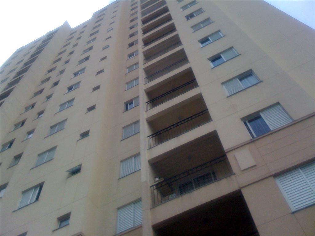 Apartamento residencial à venda, Chácara Califórni