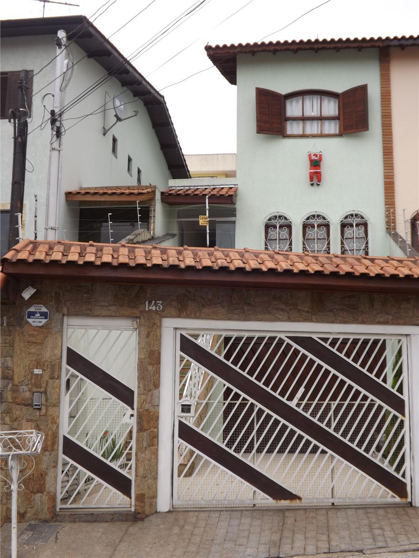 Sobrado residencial à venda, Jardim Textil, São Pa