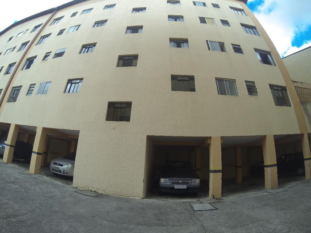 Apartamento de 3 dormitórios em Atuba, Curitiba - PR