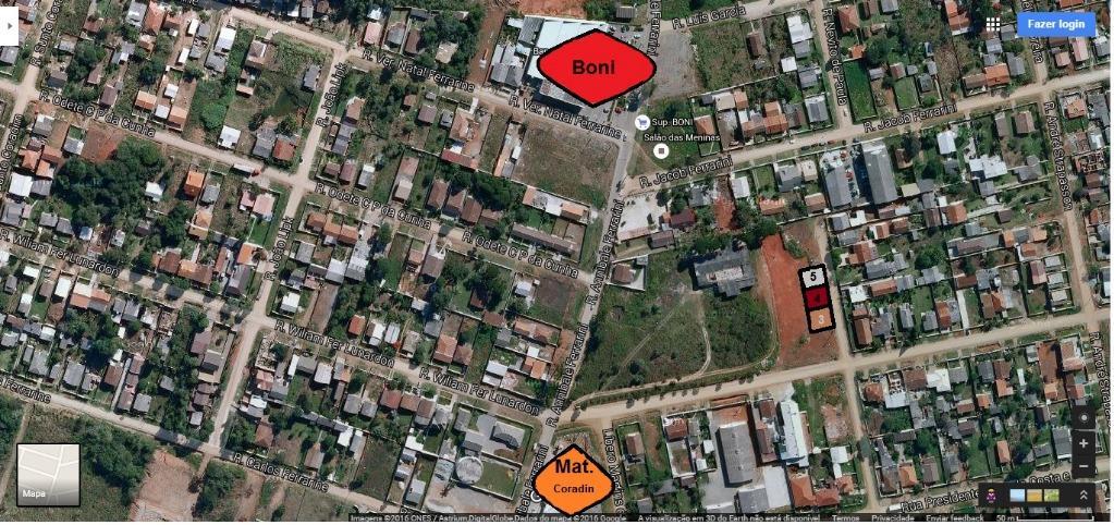 Terreno à venda em Jardim Paulista, Campina Grande Do Sul - PR