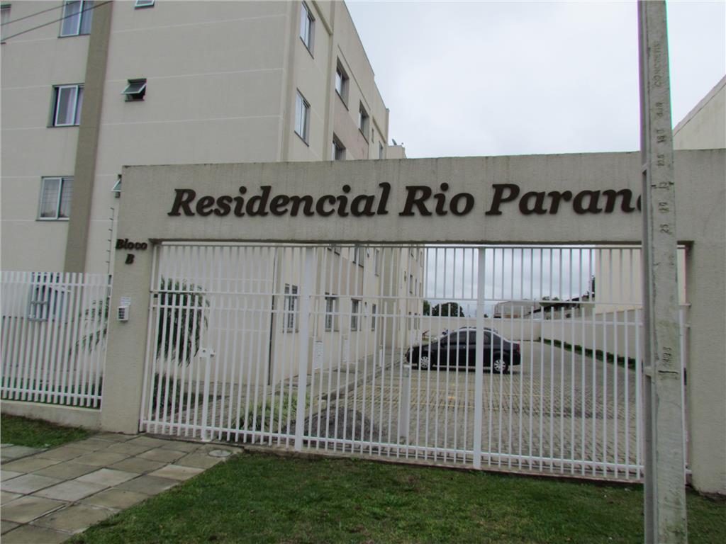 Ótimo apartamento em Pinhais, 2 dorm em condomínio de Cezar Imóveis