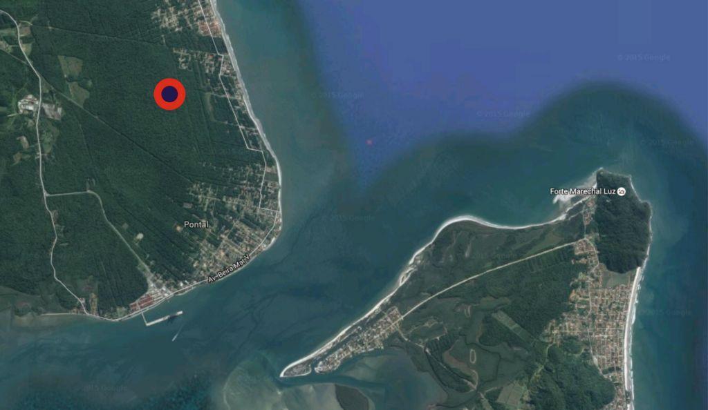 Terreno Itapoá/SC - Balneário Rosa dos Ventos | 375m² de Cezar Imóveis .'