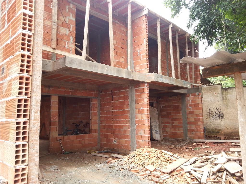 Sobrado em Construção | 03 Quartos | 145,16m²