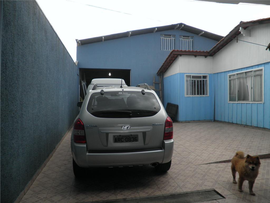 Barracão à Venda - Cruzeiro