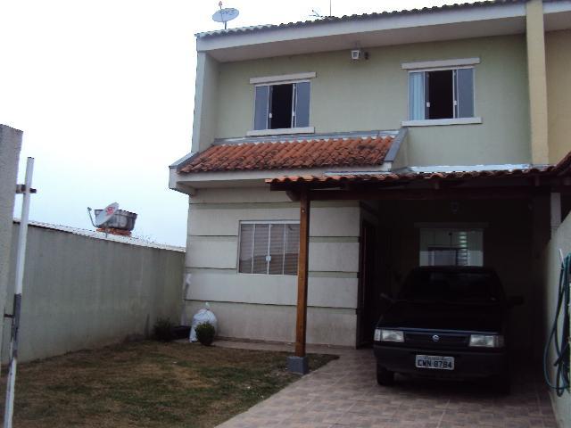 Sobrado residencial à venda, Quississana, São José dos Pinha