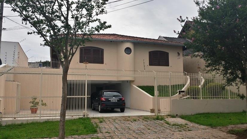 Casa residencial à venda, Parolin, Curitiba.