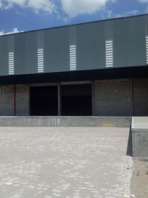 Barracão para Locação - Campo Largo da Roseira