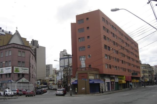KN0009-ROM, Kitnet de 1 quarto, 29 m² para alugar no Centro - Curitiba/PR