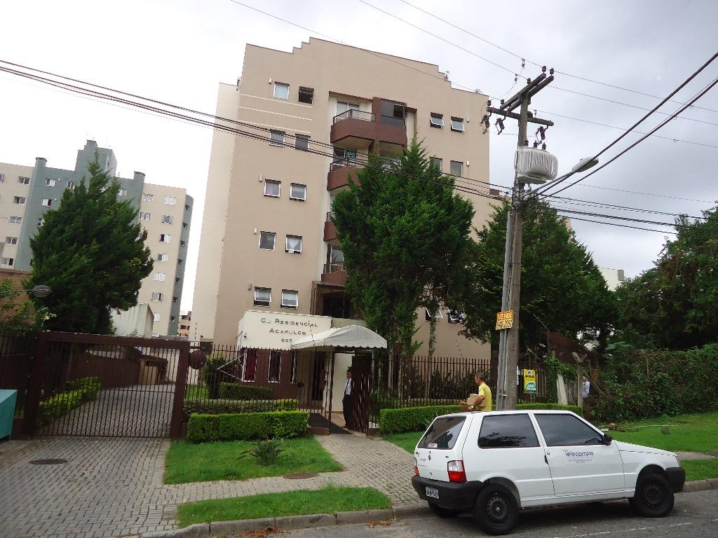 AP0127-ROM, Apartamento de 2 quartos, 63 m² para alugar no Vila Izabel - Curitiba/PR