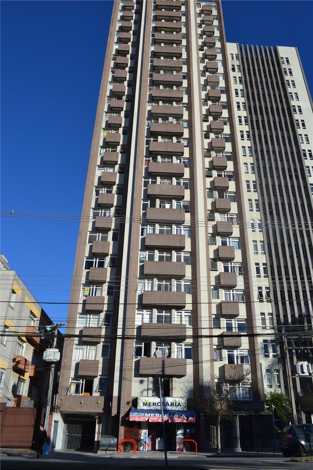 AP0050-ROM, Apartamento de 1 quarto, 41 m² para alugar no Centro - Curitiba/PR