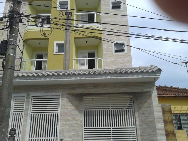 Cobertura à Venda - Vila Camilópolis