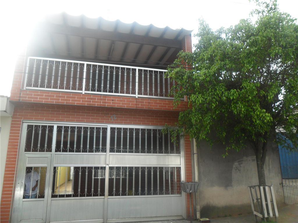 Sobrado residencial à venda, Jardim Tietê, São Pau