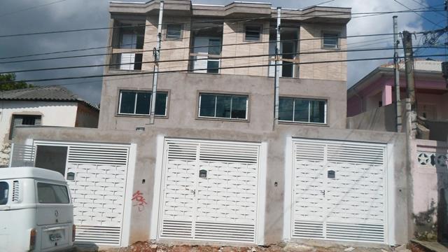 Sobrado à Venda - Vila Ponte Rasa