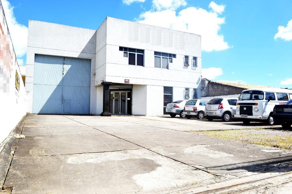 Barracão  comercial à venda, Boqueirão, Curitiba.