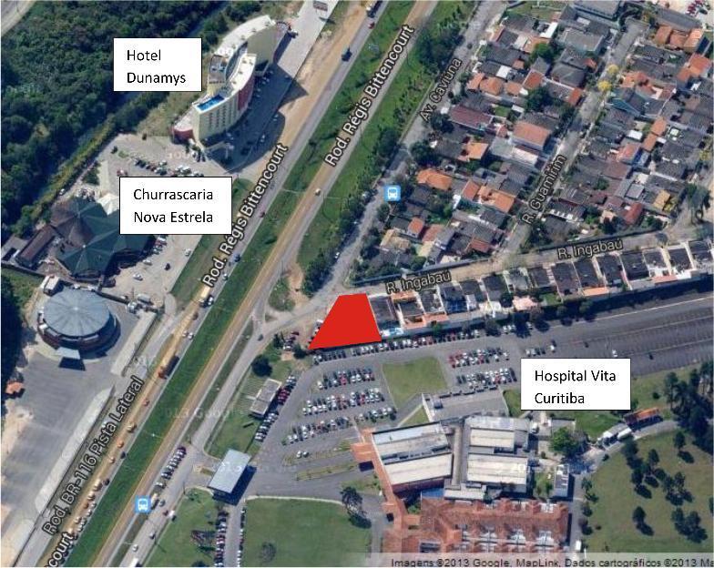 Terreno comercial à venda, Bairro Alto, próximo ao hospital ...