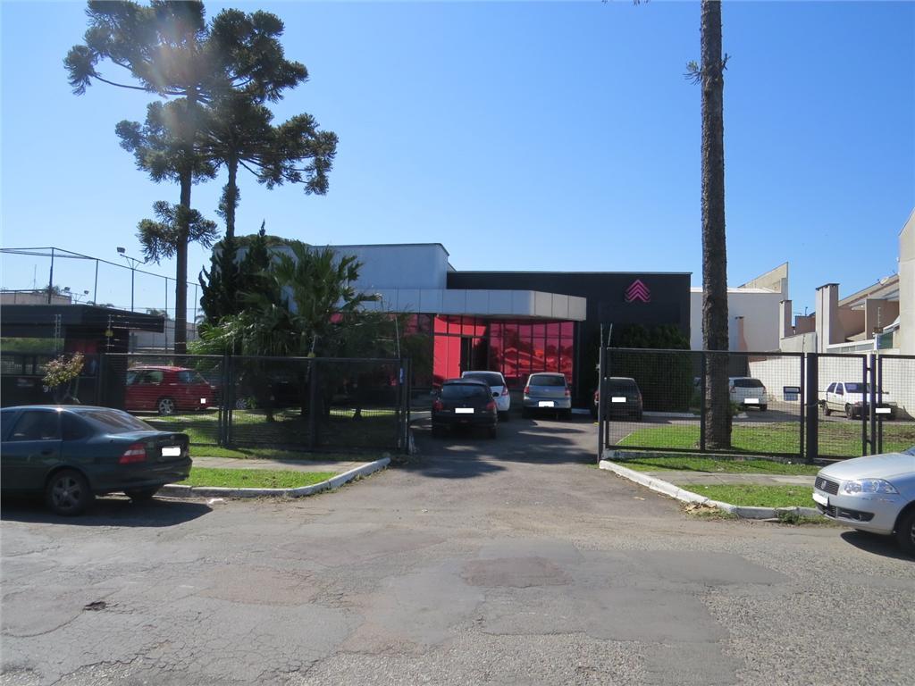 Barracão  comercial à venda, Fanny, Curitiba.
