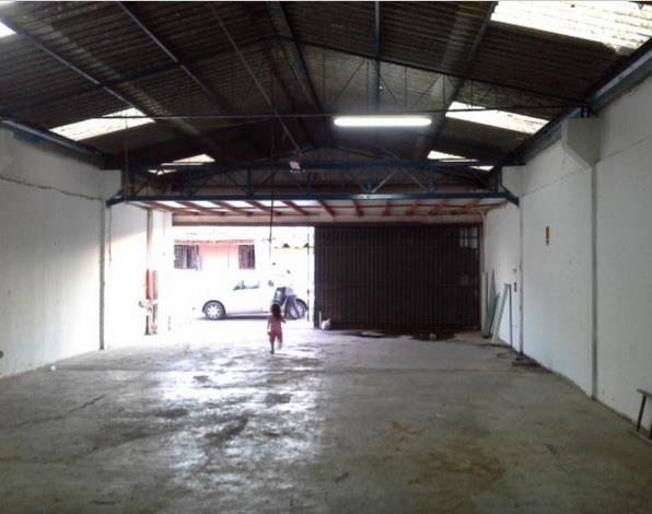 Barracão  comercial à venda, Sítio Cercado, Curitiba.