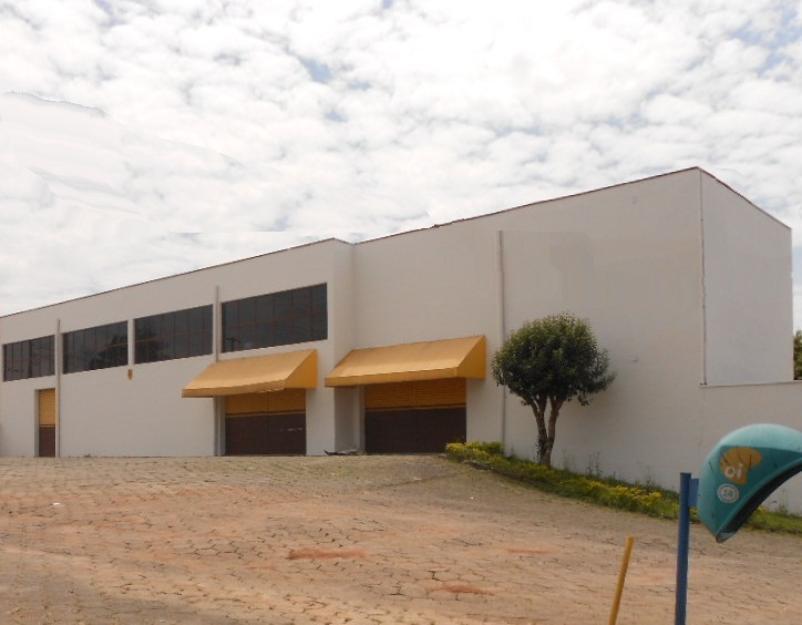 Barracão  comercial à venda, Jardim das Américas, Curitiba.