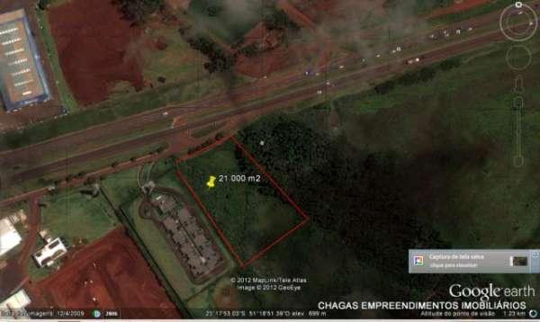 Terreno comercial à venda, Jardim São José, Cambé - TE0003. de Chagas Empreendimentos Imobiliários