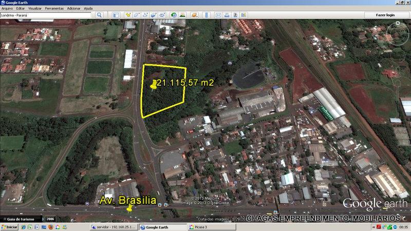 Terreno comercial à venda, Conjunto Habitacional Milton Gave de Chagas Empreendimentos Imobiliários