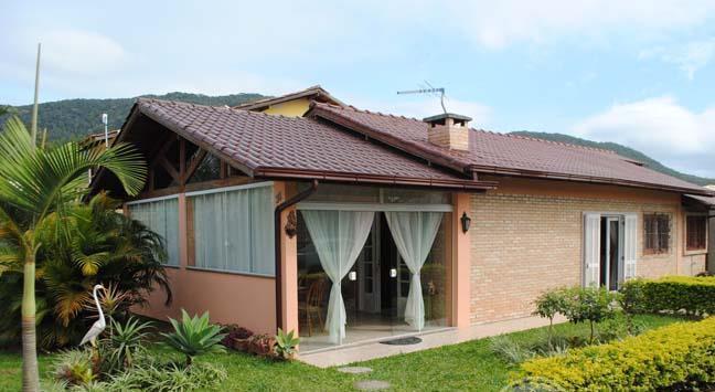 Casa residencial à venda, Rio Vermelho, Florianópolis - CA04
