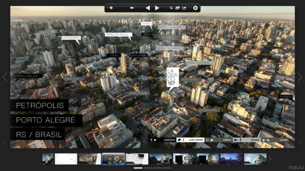 Loft Petr�polis Porto Alegre