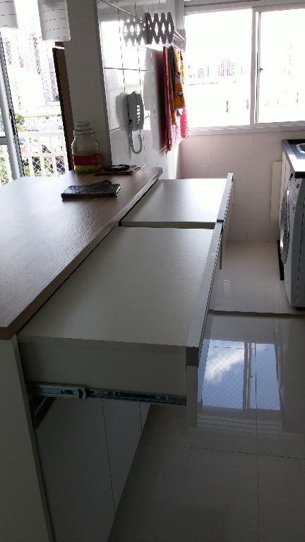 Apartamento de 2 dormitórios à venda em Vila Mogilar, Mogi Das Cruzes - SP