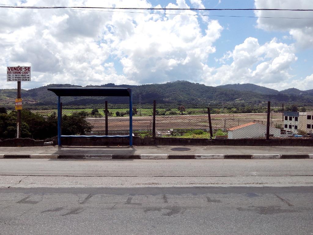 Terreno à venda em Vila Jundiaí, Mogi Das Cruzes - SP