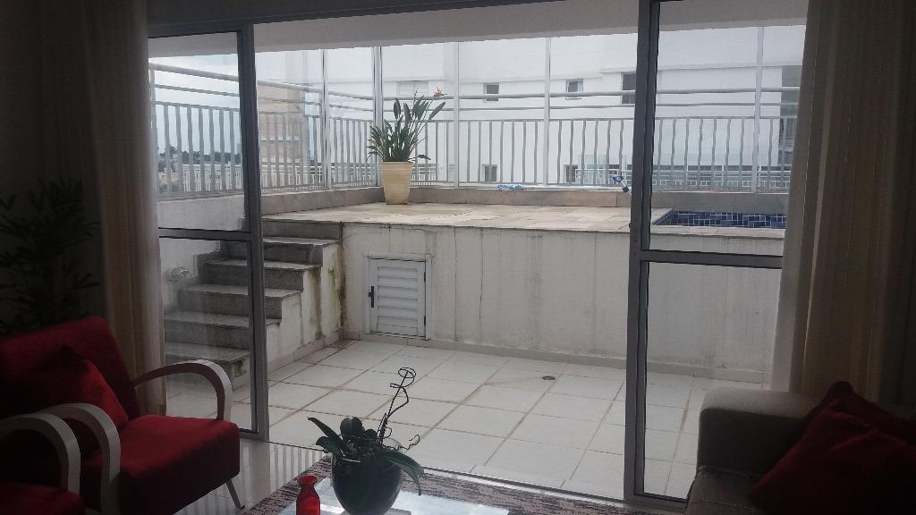 Cobertura de 4 dormitórios à venda em Vila Nova Socorro, Mogi Das Cruzes - SP