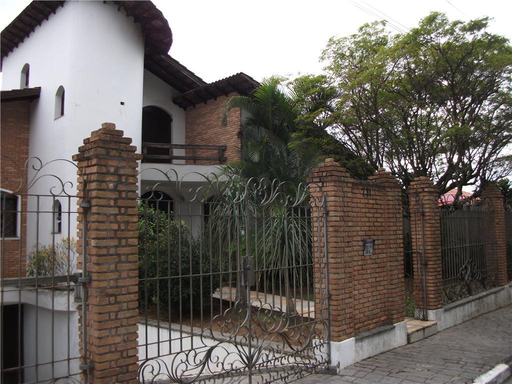 Sobrado de 4 dormitórios à venda em Centro, Mogi Das Cruzes - SP