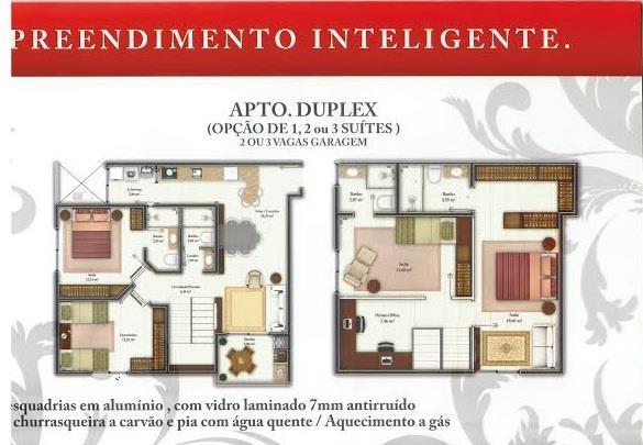 Metta Imobiliária - Apto 3 Dorm, Coqueiros - Foto 2