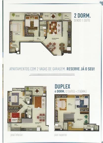 Metta Imobiliária - Apto 2 Dorm, Balneário - Foto 2