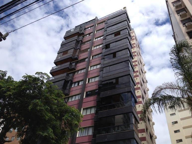 Apto 3 Dorm, Centro, Florianópolis (AP0349)