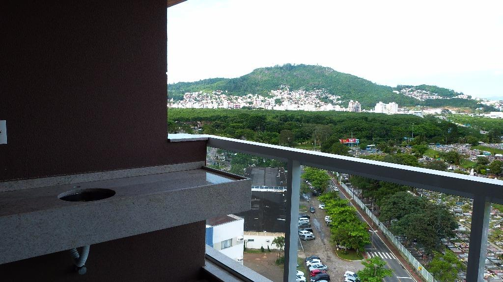 Apto 2 Dorm, Itacorubi, Florianópolis (AP0471) - Foto 5