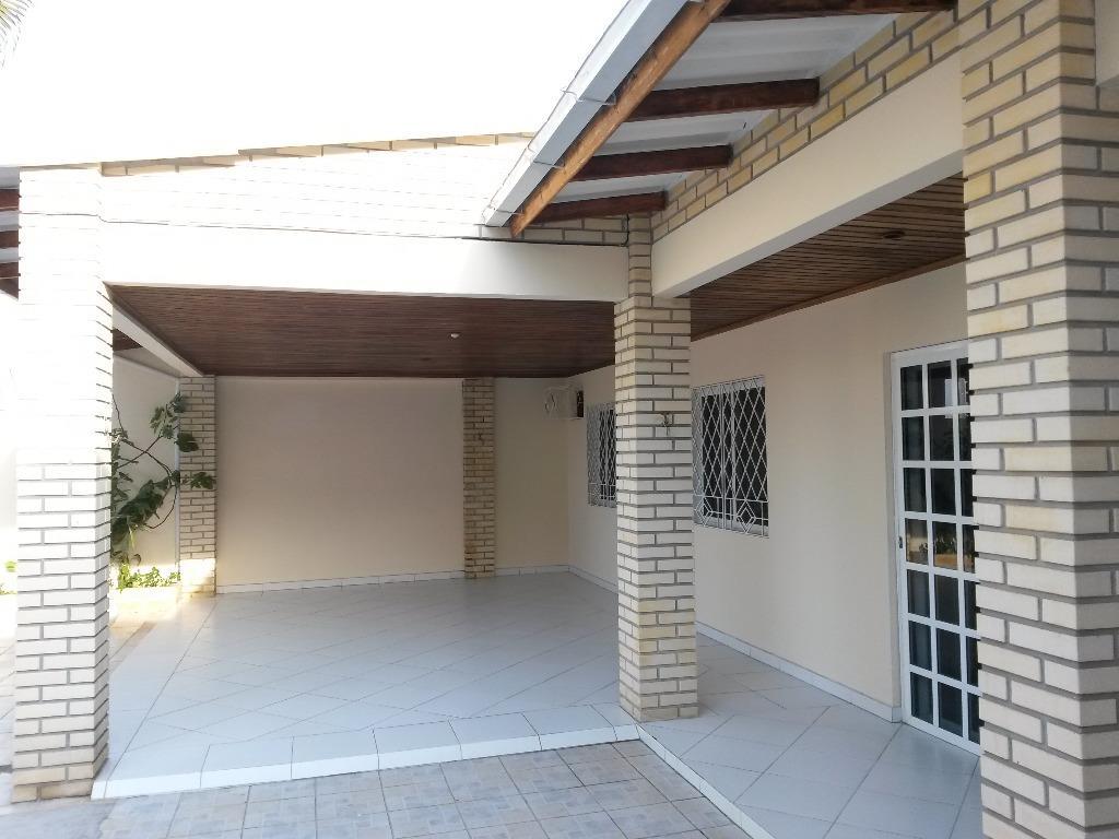 Casa 4 Dorm, Canasvieiras, Florianópolis (CA0345) - Foto 3